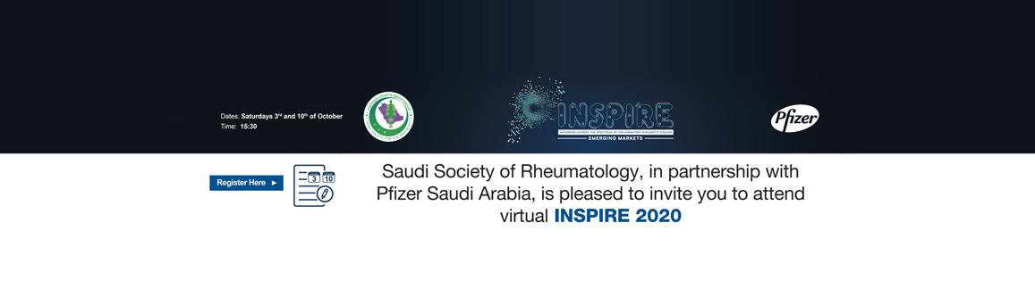 saudi society of rheumatology
