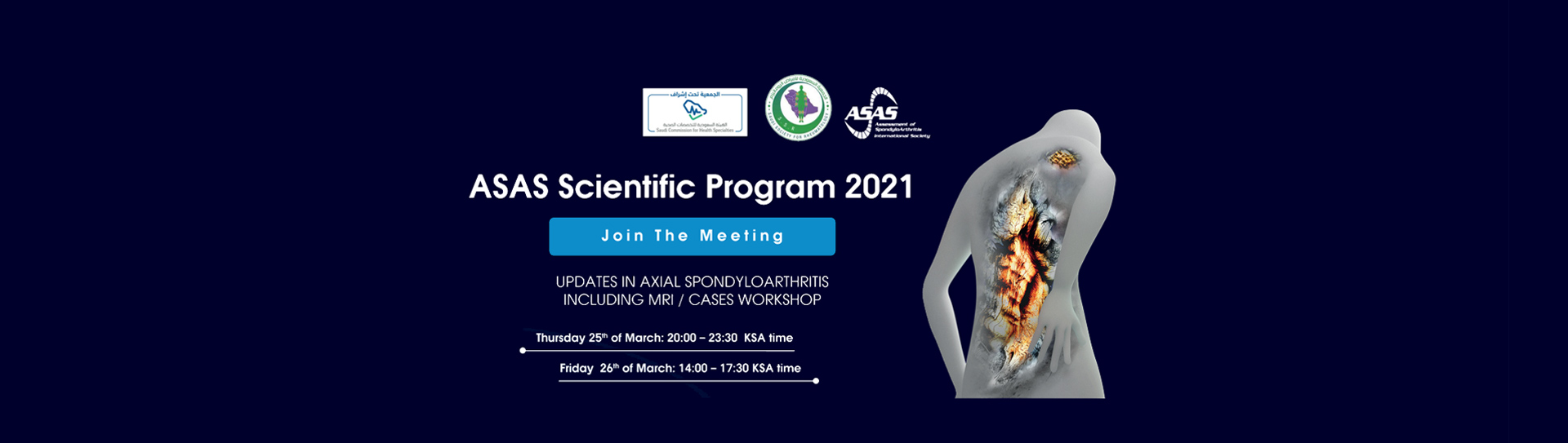 ASAS scientific Program