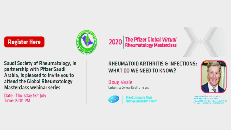 RHEUMATOID ARTHRITIS & INFECTIONS: WHAT DO WE NEED TO KNOW?