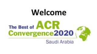 Best of ACR Convergence Saudi Arabia 2020